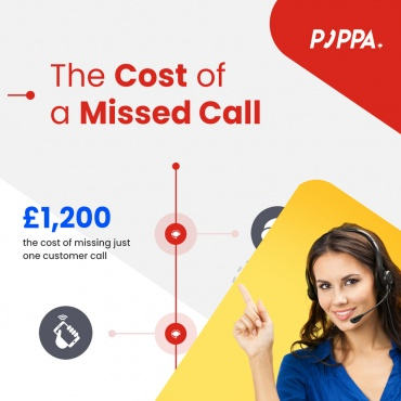 The true cost of a missed business call!
