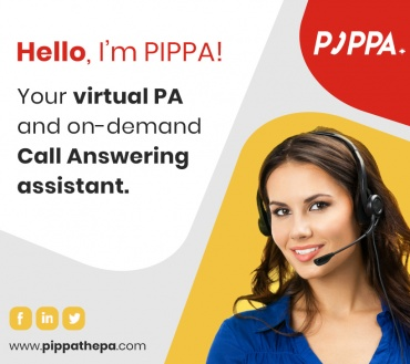 Pippa the PA is ready to help your business!